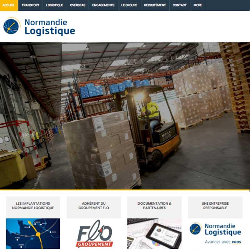 Digital - Normandie Logistique